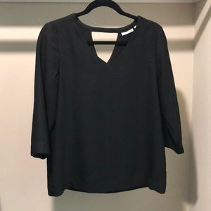 Halogen Long Sleeve Top
